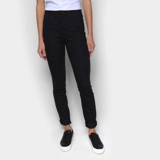Calça Sarja Skinny Calvin Klein Cintura Média Feminina