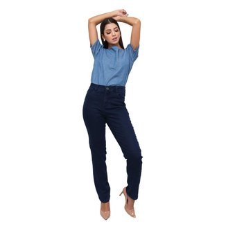 Calça Sisal Jeans Cigarrete Skinny Feminina