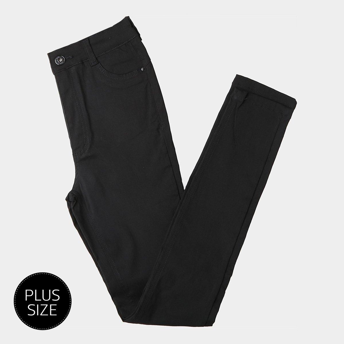 817c285d0 Calça Skinny Biotipo Bengaline Plus Size Feminina | Zattini