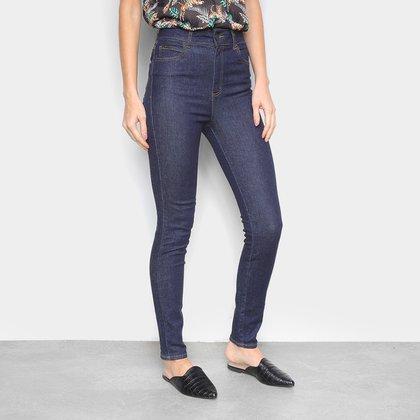 Calça Skinny Jeans Colcci Karen Cintura Média Feminina