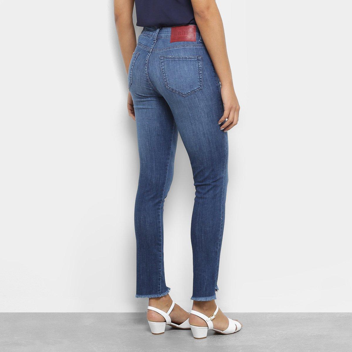 CalçaJjeans Ellus Skinny Cintura Média Feminina - Jeans - Compre ... 0d793d61260