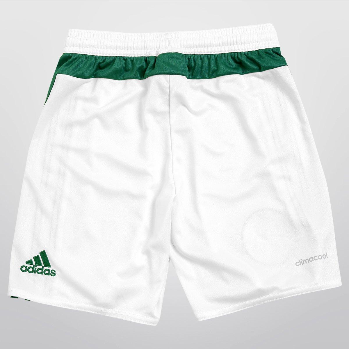 Calção Adidas Palmeiras 2015 Infantil  Calção Adidas Palmeiras 2015  Infantil ... 6e8249910bb8e