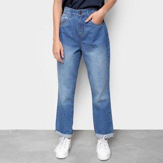 Calças Jeans Adverso Feminino  Mom132044