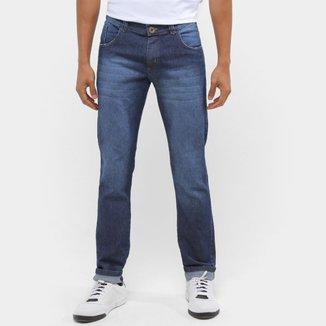 Calças Jeans Coffee Skinny Masculina