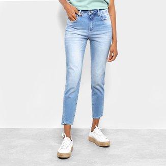 Calças Jeans Skinny Colcci Bia Cintura Média Feminina