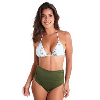 Calcinha Biquíni Líquido Avulso Hot Pants Versátil