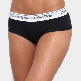 Calcinha Calvin Klein Short Modern Cotton
