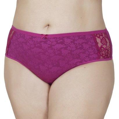 Imagem de Calcinha Click Chique Plus Size Cintura Alta