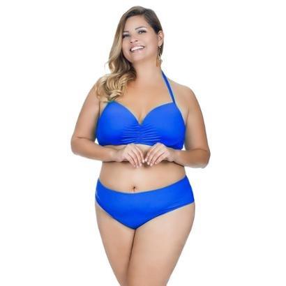 Calcinha Plus Size Básica Agridoce Feminina