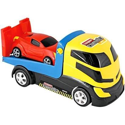 Caminhão de Brinquedo Guincho Roda Livre