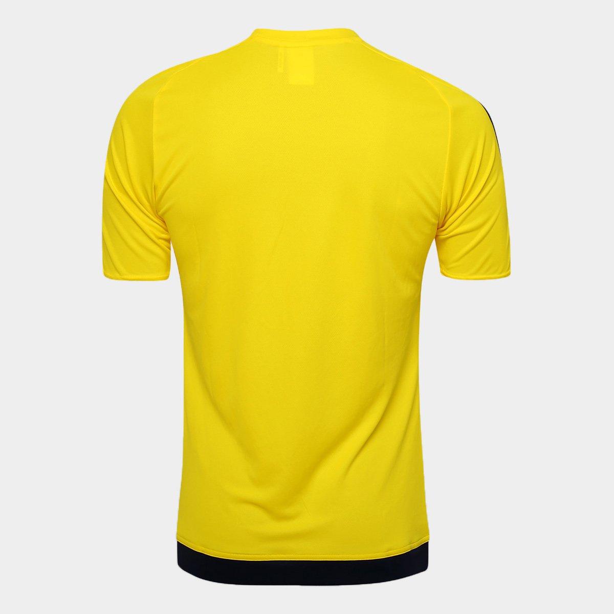 Camisa Adidas Estro 15 Masculina - Amarelo - Compre Agora  f27575fb16836