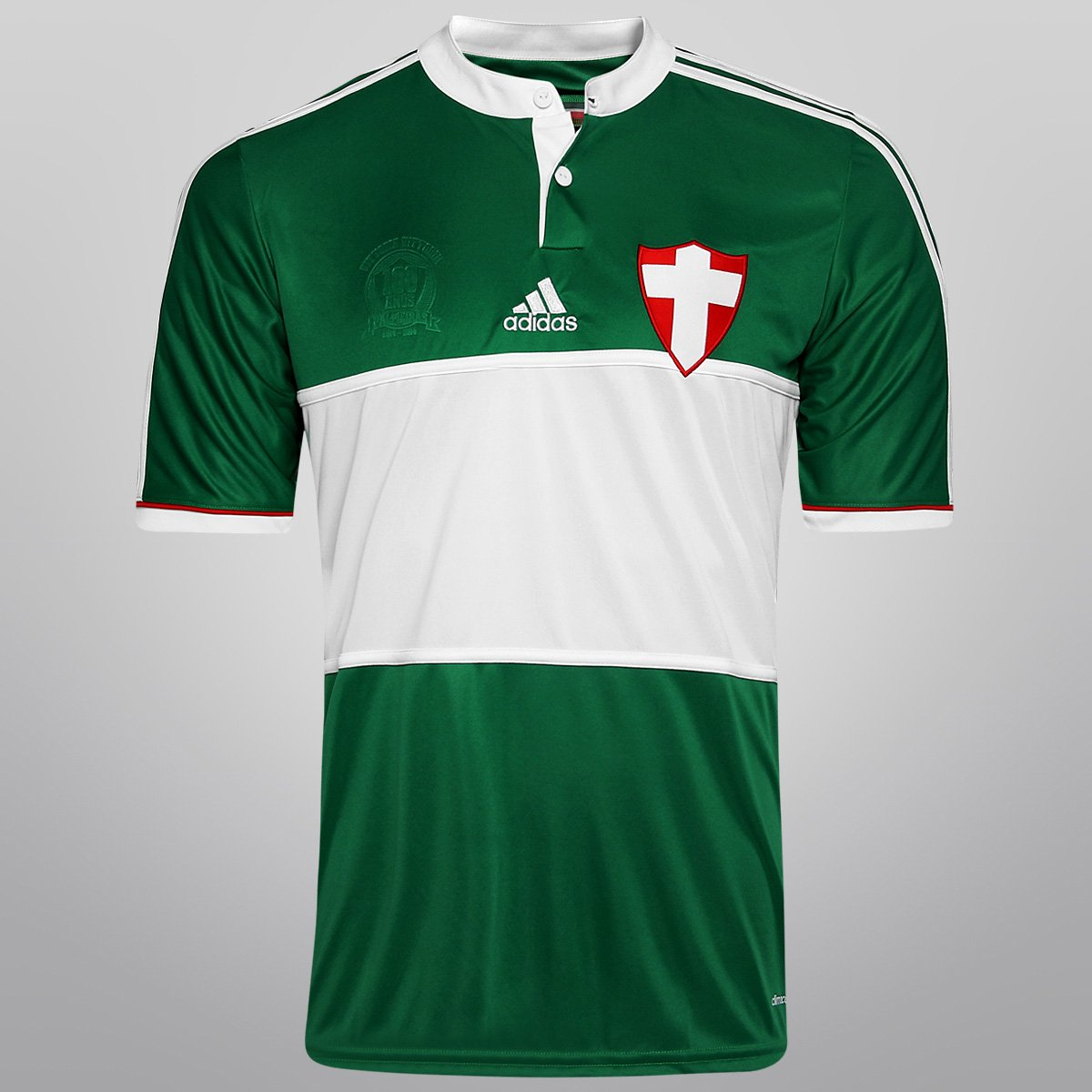 Camisa Adidas Palmeiras 14 15 s nº - Savoia - Compre Agora  c6459ea06fe54