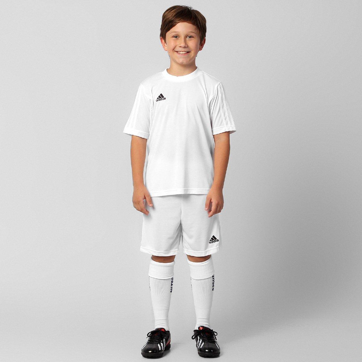 5293f40256 Camisa Adidas Squadra 13 Infantil - Compre Agora