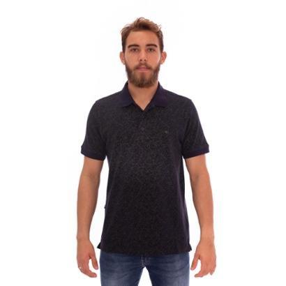 Camisa Aee Surf Gola Polo Slim Dash Masculina