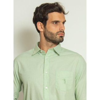 Camisa Aleatory Luxe Touch Masculina