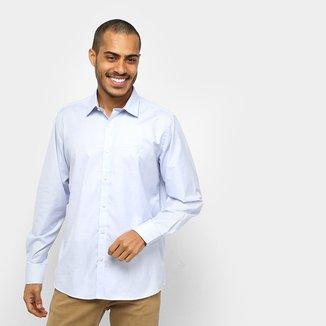 Camisa Aleatory Manga Longa Masculina
