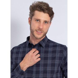 Camisa Aleatory Tech Stretch Robust Masculina