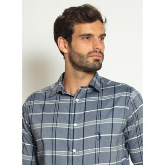 Camisa Aleatory Tech Stretch Trust Masculina