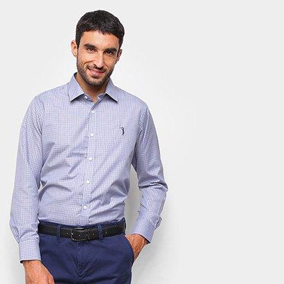 Camisa Aleatory Xadrez Masculina
