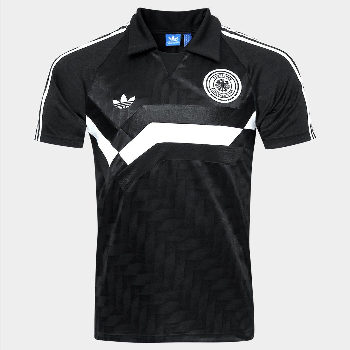 Camisa Alemanha Adidas Away Masculina - Compre Agora  b12d050bfa256