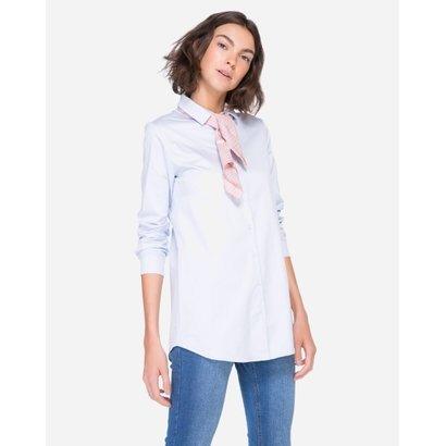 Camisa Amaro Tricoline Boyfriend