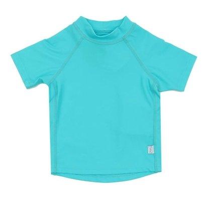 Camisa Banho Aqua Manga Curta Fps 50+