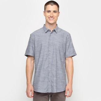 Camisa Calvin Klein Malhada Masculina