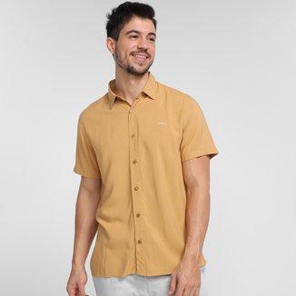 Camisa Colcci Manga Curta Masculina