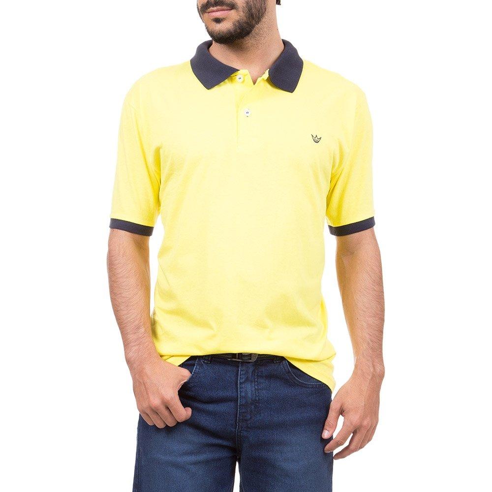 53fceab9fc Camisa Colombo Polo Lisa - Compre Agora