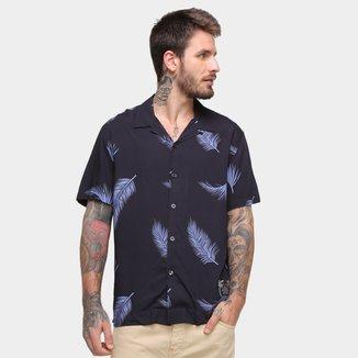 Camisa Ellus Estampada Masculina