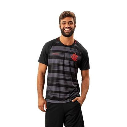Camisa Flamengo Honda Braziline Masculina