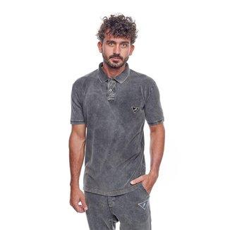 Camisa Gola Polo De Piquet Essencial Mormaii Masculina