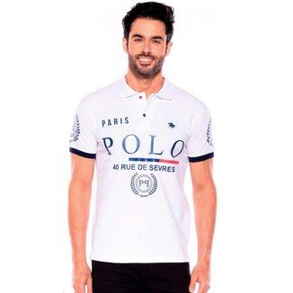 Camisa Gola Polo Masculina Polo RG518
