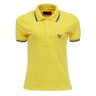 Camisa Gola Polo Smith Brothers Feminina