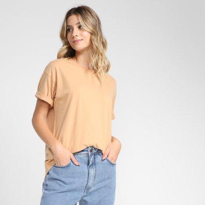 Camisa Hering Ampla Feminina