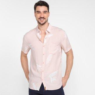 Camisa Hering Estampada Masculina