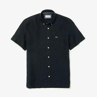 Camisa Lacoste Regular Fit Masculino