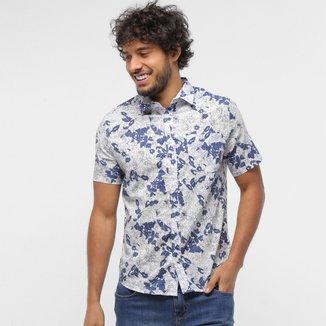 Camisa Majestade Floral Masculina