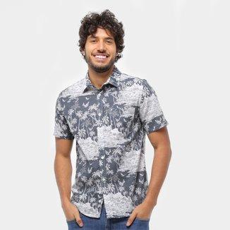 Camisa Majestade Tropical Masculina