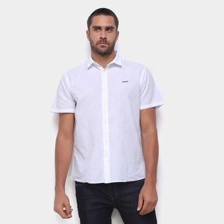 Camisa Manga Curta Colcci Classic Masculina