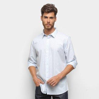 Camisa Manga Longa Colcci Classic Masculina