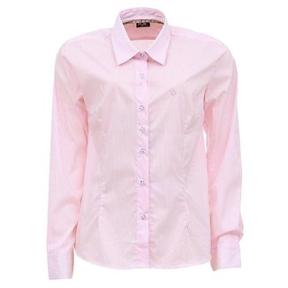 Camisa Manga Longa Listrada Tuff 27 Feminina