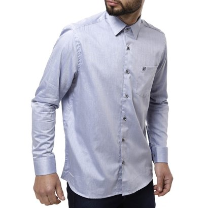 Camisa Manga Longa Masculina Elétron