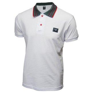 Camisa Masculina Gola Polo Especial Polo RG518