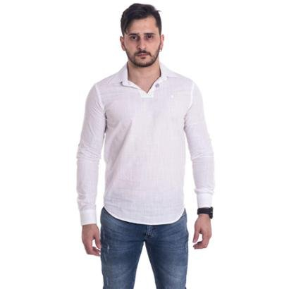 Camisa Masculina Regular Fit M. Pollo M