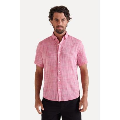 Camisa MC Flame Leve Reserva Masculina
