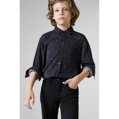 Camisa Mini PF Flanela Cruzeiro Infantil Reserva Mini Masculina