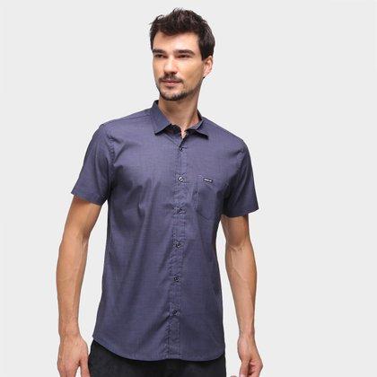 Camisa Natural Art Flat Masculina