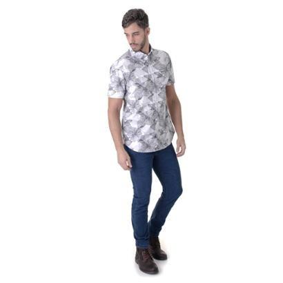 Camisa Opera Rock Floral Masculina