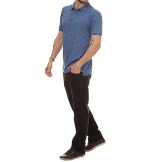Camisa Pau a Pique Polo